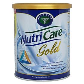 Sữa bột Nutricare Gold Mới phục hồi bồi bổ cơ thể (400g, 900g)
