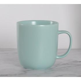 Ly cốc sứ Basic tráng men màu 400ml (Chọn màu)