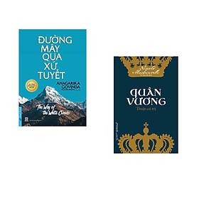 Combo 2 cuốn sách: Đường Mây Qua Xứ Tuyết + Quân Vương Thuật Cai Trị