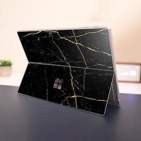 Skin dán hình vân Marble x02 cho Surface Go, Pro 2, Pro 3, Pro 4, Pro 5, Pro 6, Pro 7, Pro X