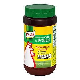 Bột nêm Gà Knorr Chicken Flavor Bouillon 1.14 Kg - Nhập khẩu Mỹ