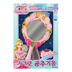 Đồ Chơi Young Toys - Gương thần công chúa Secret Talking Princess Mirror