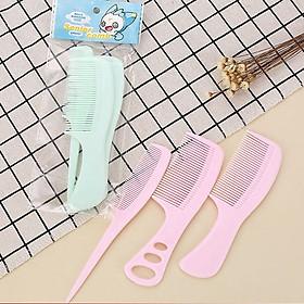 Bộ 3 lược chải tóc Hair Comb (Màu ngẫu nhiên)