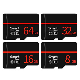 Black Red Memory Card Micro SD Card 4GB 8GB 16GB 32GB 64GB 128GB Fash Drive SD Card
