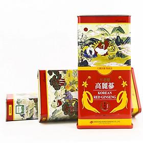 Hồng sâm củ khô 300g (11-20 củ)