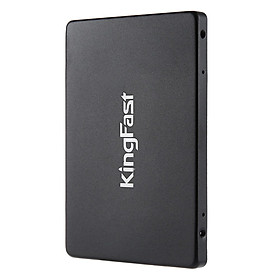 """Ổ cứng SSD KINGFAST F6 PRO 240GB SATA3 6Gb/s 2,5"""" (Read 550MB/s  Write 500MB/s) - Hàng chính hãng"""