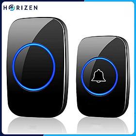Chuông cửa không dây thông minh Horizen, chống nước khoảng cách sử dụng trong 300M