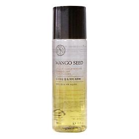 Tẩy Trang Mắt Và Môi Mango The Face Shop Seed Lip & Eye Makeup Remover 30400535 (110ml)