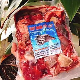[chỉ giao HCM] Thịt nhím cắt lát Túi 1kg