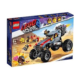 Đồ Chơi Xếp Hình LEGO Xe Nhún Tẩu Thoát Của Emmet Và Lucy 70829