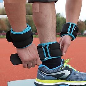 Tạ đeo cổ chân, cổ tay hỗ trợ tập thể thao, tập gym, chạy bộ