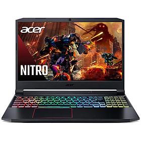 Laptop Acer Gaming Nitro 5 2021 AN515-55-72P6 NH.QBNSV.004 (Core i7-10750H/ 8GB/ 512GB SSD/ GTX 1650 4G /15.6 FHD, 144Hz/ Win10) - Hàng Chính Hãng