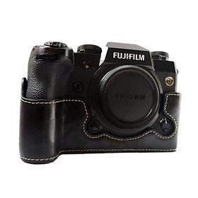 Bao Da Halfcase Chống Sốc Dành Cho Máy Ảnh Fujifilm XH1