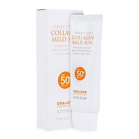 Kem chống nắng collagen hằng ngày SPF 50 tặng 3 mặt nạ Jant Blanc