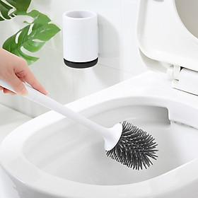 Bộ dụng cụ cọ rửa bồn vệ sinh E1803