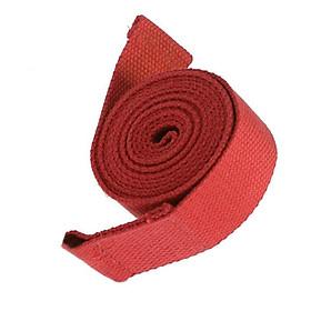 Đai Tập Yoga Cho Phụ Nữ (3.8 X 180 Cm) - Đỏ-4