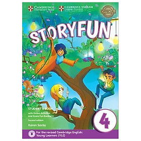 Storyfun for Movers 2 - SB w Online Act & Home Fun Bkl