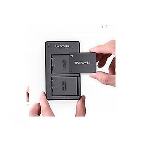 1 PIN 1 SẠC FUJIFILM NP-W126S RAVPOWER