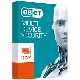 Phần Mềm Diệt Virut Eset Multi Device Security Pack 3+3 Device 1 Year