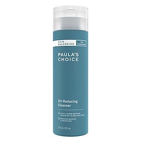 Sữa Rửa Mặt Cân Bằng Độ Ẩm Và Giảm Dầu Paula's Choice Skin Balancing Oil Reducing Cleanser (237ml)