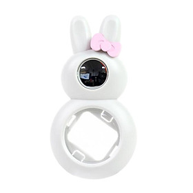 Stylish Rabbit Shaped Selfie Close-Up Lens Mounted Self-Portrait Mirror for  for instax Mini 8, 8+, 9, 7s Instant Camera