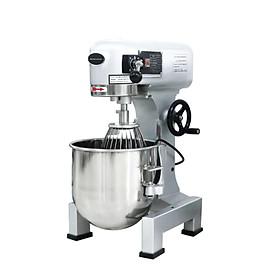 Máy trộn thực phẩm, máy đánh trứng, máy nhào bột EM15 (loại 15L). Máy dùng cho hộ kinh doanh, gia đình, sản xuất công nghiệp. Hàng chính hãng SGE Thailand.