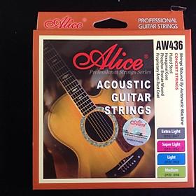 Dây đàn Guitar Alice 436