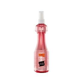 LOLANE - Keo nước tạo kiểu màu hồng 215ml