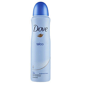 Xịt Khử Mùi Dove 150ml Châu Âu – Hà Lan