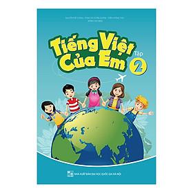 [Download sách] Tiếng Việt Của Em Tập 2