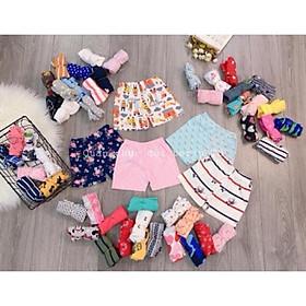 Set 10 quần đùi cho bé trai/bé gái từ 1 đến 5 tuổi