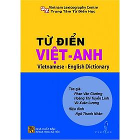 [Download Sách] Từ Điển Việt - Anh (Phan Văn Giưỡng)