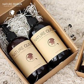 Dầu xả kích thích mọc tóc từ Thảo dược Nature Queen 100ml-3