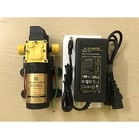Bộ full máy bơm áp lực mini 12V công suất 60W
