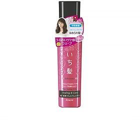 Sữa dưỡng tóc Ichikami dành cho tóc thẳng / tóc uốn 150ml