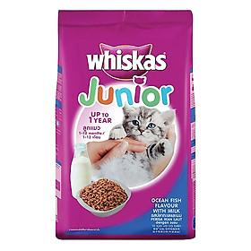 Thức Ăn Cho Mèo Whiskas Junior (1.1kg)