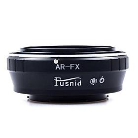 Vòng Lens Adapter Fusnid Từ Konica AR Lens Sang Fuji X-E1/E2/M1/A1/A2/RPO1 - Đen