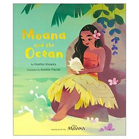 Disney - Moana: Moana and the Ocean (Picture Bk Pb Disney)