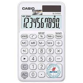 Máy Tính Để Bàn Casio SL 310UC - WE