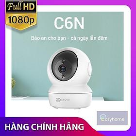 CAMERA WIFI EZVIZ C6N 1080P 2MP - Hàng Chính Hãng FULL Box xem CAMERA mọi nơi Chống Nước Hiệu Quả