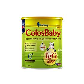 Sữa non COLOSBABY GOLD 0+ (400G)