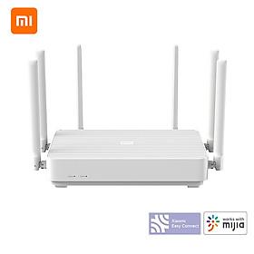 Bộ định tuyến Xiaomi Redmi AX6 WiFi6 Phiên bản Gigabit 2,4 GHz WiFi 5 GHz Bộ lặp WiFi 2976Mbps Bộ lặp WiFi 512MB 6 ăngten