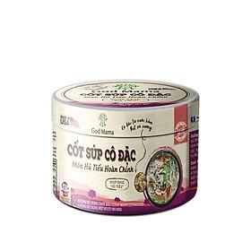 Cốt súp cô đặc - Món Hủ Tiếu Hoàn Chỉnh - Gia vị nấu hủ tiếu tiện lợi - Hũ 200gr - Tiêu chuẩn FDA, không bột ngọt, không chất bảo quản, tốt cho sức khỏe - Sản phẩm số 1 tại Mỹ