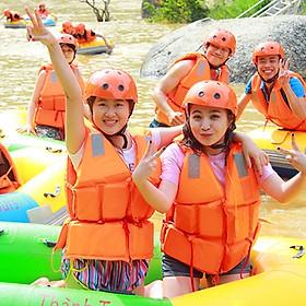 Tour Trượt Thác Hòa Phú Thành - Đà Nẵng 1 Ngày - Thử Sức Anh Tài