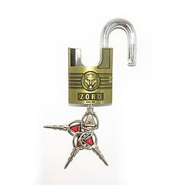 Hình đại diện sản phẩm Ổ khóa chống cắt cao cấp Zoro ZR04