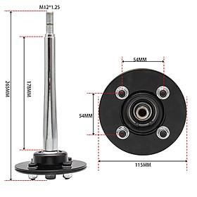 Drift Tuning Adjustable Short Shifter for 85-10 BMW E30 E36 E46 Silver