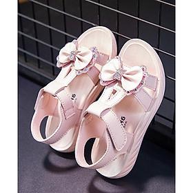 Sandal cho bé gái Phong Cách Hàn Quốc S206