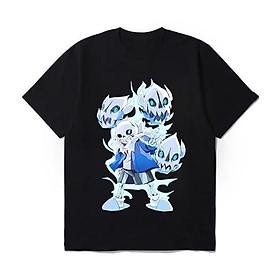(sale) BST áo thun game Undertale hình bé Sans cực HOT - có size trẻ em