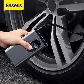 Bơm lốp Ô tô Baseus Inflator Pump Energy Source ( phiên bản mới 2020 ) Baseus CRCQB02