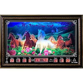 Đồng Hồ Lịch Vạn Niên Cát Tường 68108